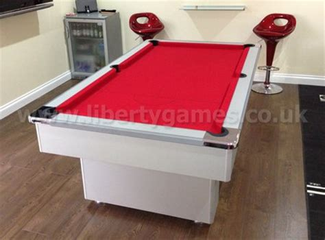 pool table recovering liberty