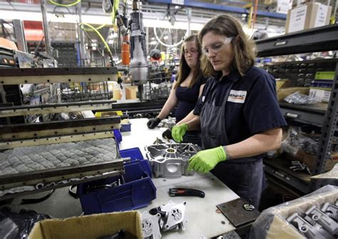 Women can move Wisconsin manufacuring forward -- Toni ...