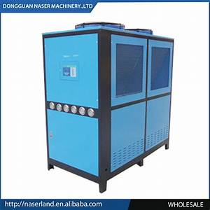 Industrial Cooling Water Cooled Scroll Compressor Chillers ...