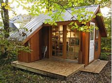 Tiny Houses and Sustainable Living in New Jersey Califon