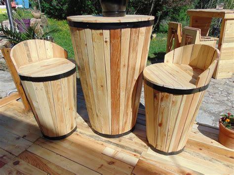 faire un bureau en bois mange debout avec tabouret en palette creation palette