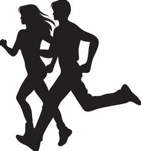 Jogging Clipart - ClipArt Best