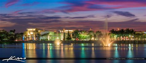 last light palm gardens cityscape