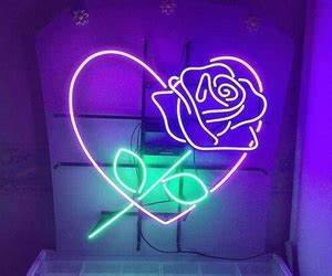 136 images about ☆Aesthetic Neon Signs☆ on We Heart It