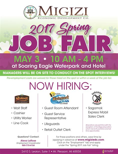 2017 Spring Job Fair  Saginaw Chippewa Indian Tribe. Resume Format For Engineers Experienced Template. Free Parallax Website Template. P L Statements Examples Template. Franchise Business Plan Sample. Html Email Invoice Template. Tuition Reimbursement Application Template. Proof Of Car Insurance Template. Wedding Reception Card Templates