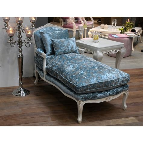 chaise longue la redoute duck egg blue dining chair chairs dining chairs u0026