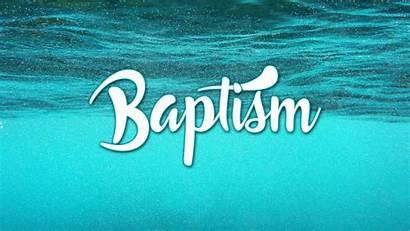 Baptism Calvary Chapel