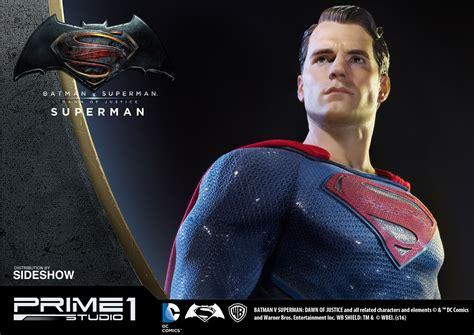 Superman Statue From Batman V Superman By Prime 1 Studio