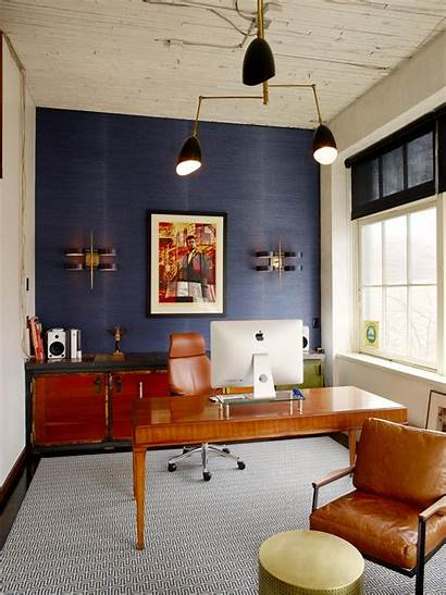 Office Eclectic Cash Grasscloth Hgtv Seattle Johnny