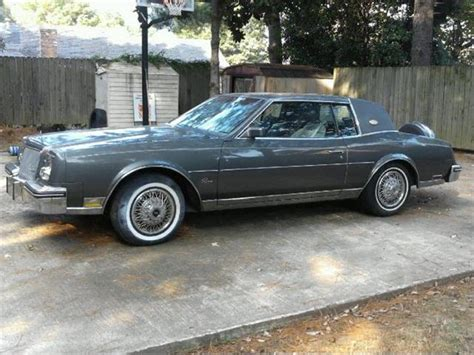 85 Buick Riviera by 1985 Buick Riviera For Sale On Classiccars