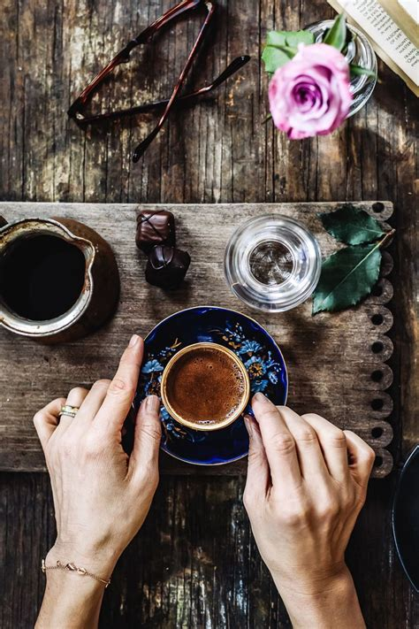 Its taste is strong, earthy, nutty and bitter. How to Make Turkish Coffee At Home   Recipe   Best food photography, Amazing food photography ...