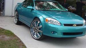 2007 Chevy Monte Carlo On 26 U0026 39 S Bangin 4 15 U0026 39 S On A 4000