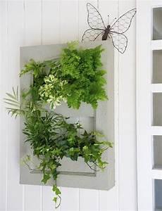 Fabriquer Un Cadre Photo : fabriquer un cadre v g tal cadre v g tal vegetal et cadres ~ Dailycaller-alerts.com Idées de Décoration