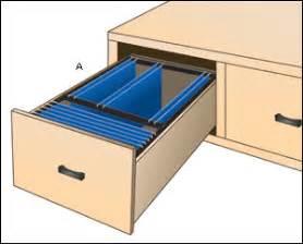 File Cabinet Hardware Drawer Slides by Drawer File Frame Kits Lee Valley Tools