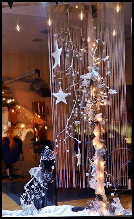 schaufenster herbst und weihnachten creative deko des