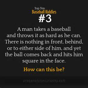 Scary Halloween Brain Teasers by Top 10 Hardest Baseball Riddles Propensity For Curiosity