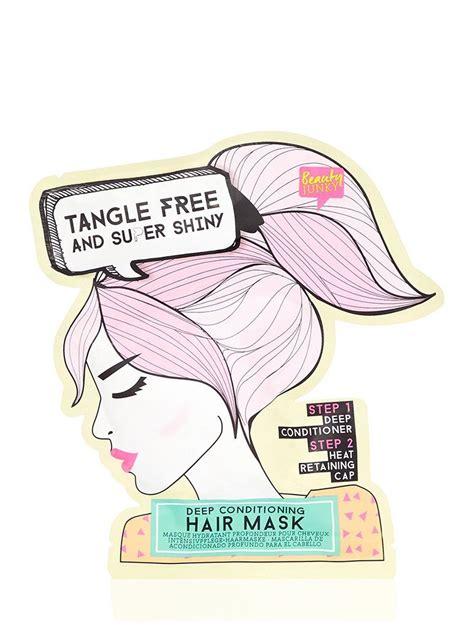 beauty junky hair mask