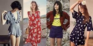 mode printemps ete 2017 15 tendances a suivre With tendances modes