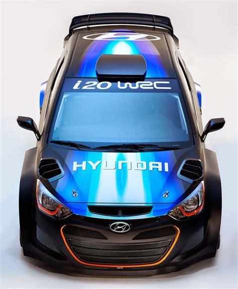 Hyundai I20 Modification by Modification Rally Car Look Hyundai I20 Cars Sport And