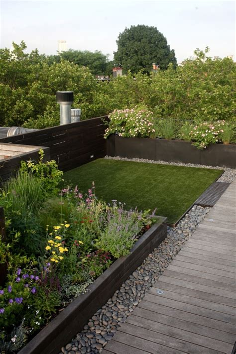 landscape design  simple layouts  summer roof