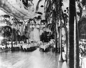 Coconut Grove Ambassador Hotel Los Angeles