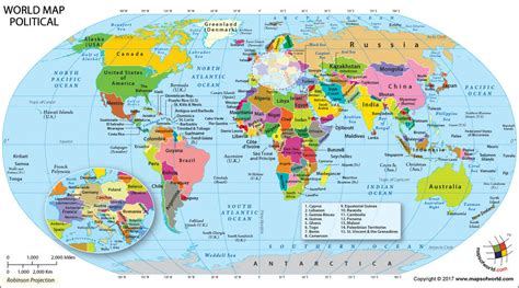 map  world countriesnations answers