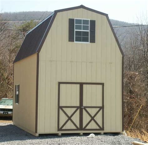 Story 2 Barn Encounter by Affordable Amish 2 Story Shed Kits And Barns Available In