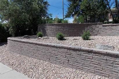 Wall Stone Ledgestone Legacy Retaining Landscape Walls