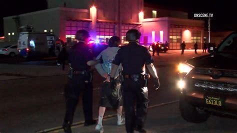 protests anaheim chief  insufficient evidence