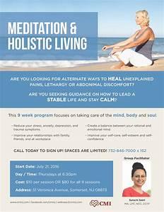 Meditation and Stress Management Workshop