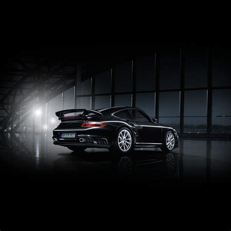cars porsche  gt black edition ipad iphone hd
