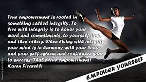 Empower Yoursel... Fitness Empowerment Quotes