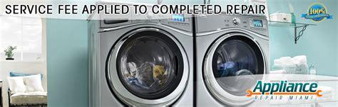 appliance repair miami emergency appliance repair