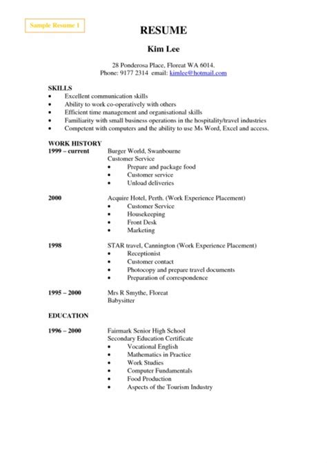 What To Put On My Resume For Cashier by Awesome Skills Of A Cashier To Put On A Resume Resume