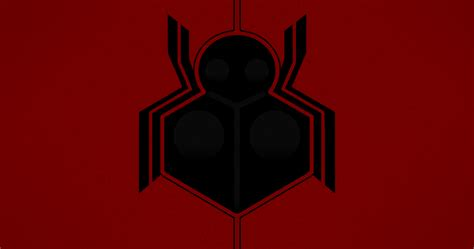 Tom Holland's Spider-man Symbol By Hydrate3 On Deviantart
