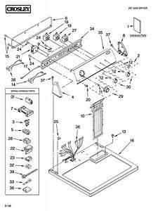 Wiring Diagram For Crosley Dryer