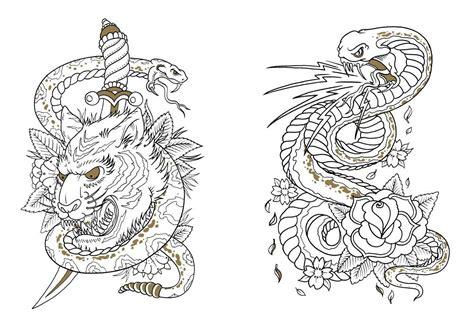 Libro Diseño Tatuajes Tattoo Colorear Ejemplos