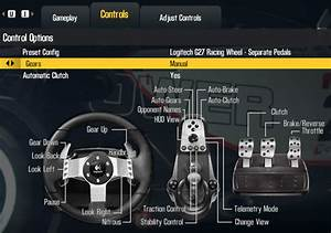 Logitech G27 Settings Need For Speed  Shift 2 Unleashed