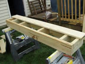 Build Steps For Deck by Lessons From The Garden Building A Box Step For The Deck