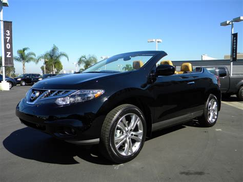 nissan convertible 2015 nissan murano in red autos post