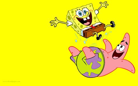Spongebob Squarepants Cartoon Hd Wallpapers