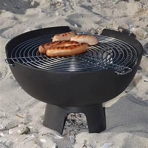 Grille Barbecue Fonte : mors ignis brasero et barbecue en fonte tenue d 39 jardin ~ Premium-room.com Idées de Décoration