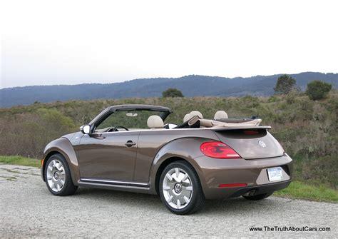 Review 2013 Volkswagen Beetle Convertible Video The