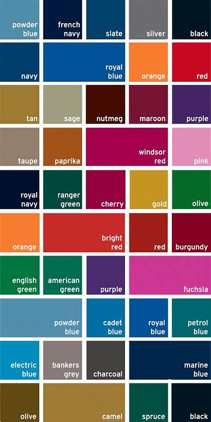 Cloth Samples Colours Colour Pool