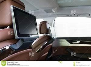 Car Entertainment System : car interior stock photo image of modern equipment ~ Kayakingforconservation.com Haus und Dekorationen