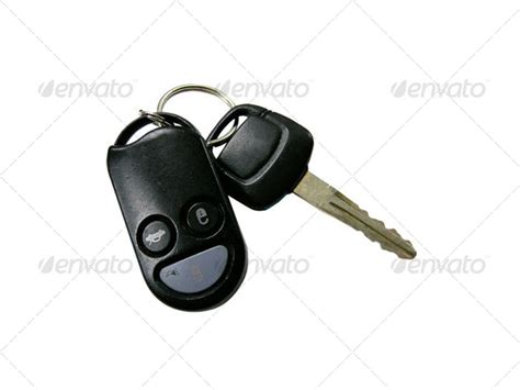 Car Keys With Remote Lock By Design_scout