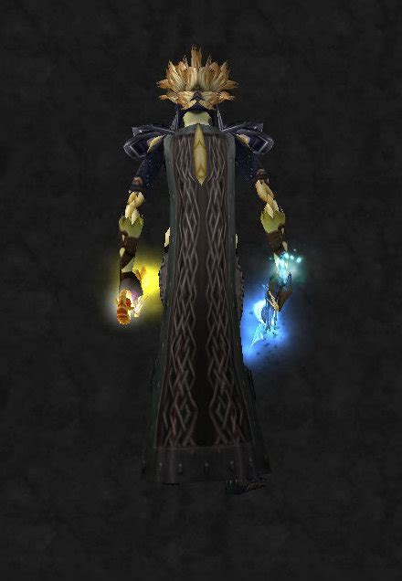 undead rogue transmog raider reluctant