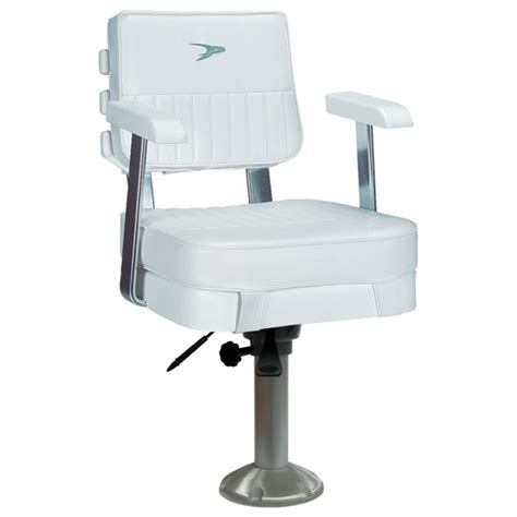 Boat Fishing Chairs by Wise 174 Offshore Ladderback Helm Chair 141401 Fishing