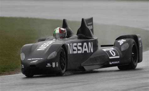 nissan race car delta wing nissan powered deltawing racer begins european testing