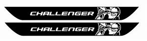 product dodge challenger scat pack type vinyl door sill With kitchen cabinets lowes with scooter logo stickers